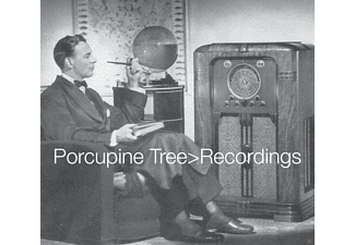 Porcupine Tree - Recordings (Digipak) - (CD)