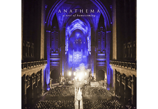 Anathema - A Sort Of Homecoming - (CD + DVD Video)