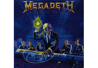 Megadeth - Rust In Peace (Lp) - (Vinyl)