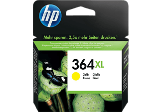 HP 364XL Yellow - (CB325E)