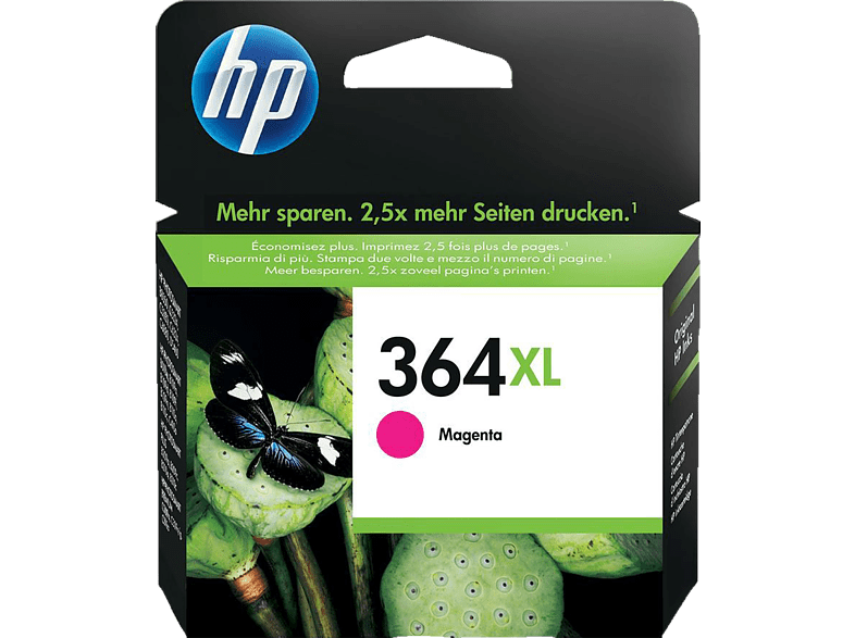 HEWLETT PACKARD 364XL Magenta - (CB324EE) laptop  tablet  computing  εκτύπωση   μελάνια μελάνια  toner computing   tablets