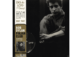 Bob Dylan - Finjan Club In Montreal, July 2, 19 [LP + Bonus-CD]