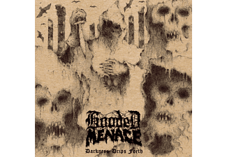 Hooded Menace - Darkness Drips Forth - (Vinyl)