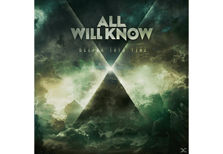 All Will Know - Deeper Into Time [CD]