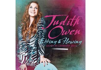 Judith Owen, Various - Ebbing & Flowing-Judith In Germany 2015 [CD]