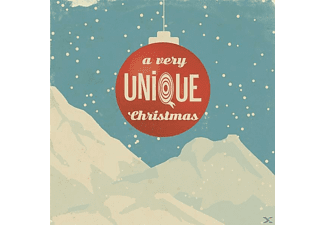 VARIOUS - A Very Unique Christmas (Lp+Mp3) - (LP + Download)