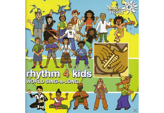 VARIOUS - Rhythm 4 Kids - (CD)
