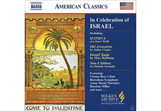 VARIOUS - In Celebration Of Israel - (CD)