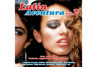 VARIOUS - Latin Aventura Vol.2 - (CD)