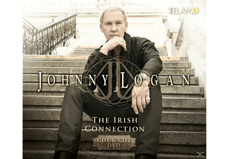 Johnny Logan - Irish Connection - The Vol. 1 & 2 - (CD)