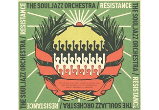 The Souljazz Orchestra - Resistance [CD]