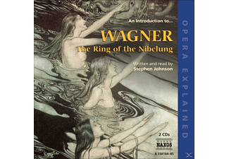 An Introduction To Wagner's Ring - 2 CD - Hörbuch