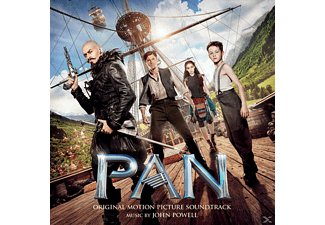 Lily Allen, John Ost/Powell - Pan (Original Motion Picture Soundtrack) [CD]