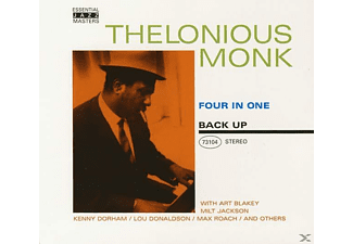 Thelonious Monk - Four In One - (CD)