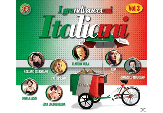 VARIOUS - Italiani-I Grandi Successi Vol.3 - (CD)