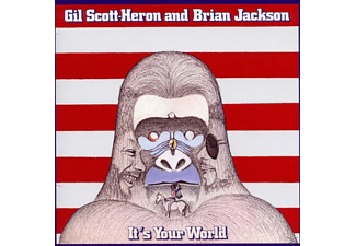 Scott-Heron, Gil / Jackson, Brian - It's Your World (Remastered) - (CD)