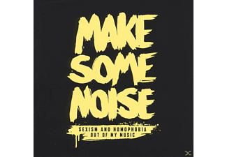 VARIOUS - Make Some Noise - (CD)