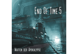 End Of Time 5 : Waffen Der Apokalypse - 2 CD - Hörbuch