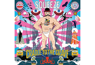 Squeeze - Cradle To The Grave [CD]
