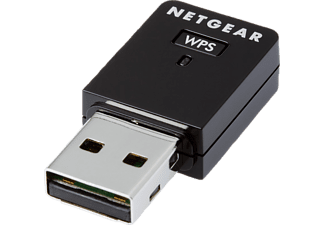 NETGEAR WNA3100M-100PES RangeMax Wireless-N, WLAN-USB-Adapter