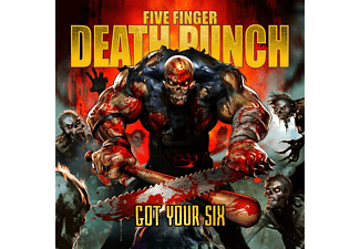 Five Finger Death Punch - Got Your Six (Ltd.Box Set) [CD]