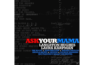VARIOUS - Ask Your Mama - (CD)