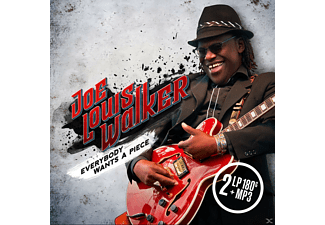 Joe Louis Walker - Every Wants A Piece (2lp 180 Gr.+Mp3) - (LP + Download)