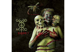 God Module - Prophecy (Red Colored Vinyl) - (Vinyl)