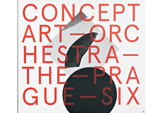 Stepanka Balcarová, Concept Art Orchestra - The Prague Six - (CD)