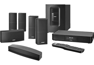 bose soundtouch 520 home cinema system heimkino komplett. Black Bedroom Furniture Sets. Home Design Ideas