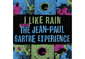 Jean-paul Sartre Experience - I LIKE RAIN - THE STORY OF THE J.-P. - (CD)
