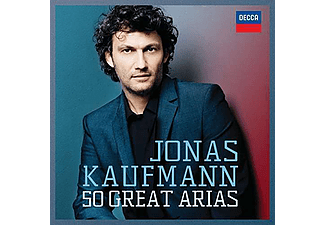 Jonas Kaufmann - 50 Great Arias (CD)