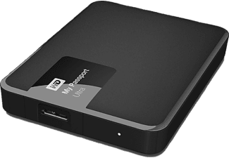 WESTERN DIGITAL My Passport Ultra 2ΤΒ Classic Black - (WDBBKD0020BBK-EESN)
