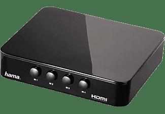 hama 83186 hdmi switcher de i tirici g 410 4g 1 video kablolar. Black Bedroom Furniture Sets. Home Design Ideas