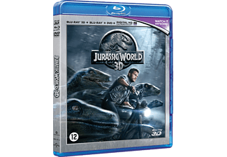 Jurassic World 3D | 3D Blu-ray
