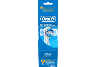 ORAL-B EB 20-2 2db-os Precision Clean pótfogkefe