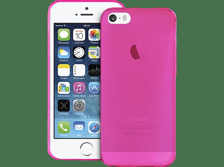 PURO Προστατευτικό κάλυμμα 0.3 mm Ultra Slim για το iPhone 5/ 5s - (IPC503PNK) τηλεφωνία   πλοήγηση   offline αξεσουάρ iphone smartphones   smartliving iphone