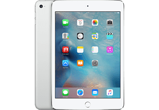 APPLE iPad Mini 4 Cellular 128 GB - Silver