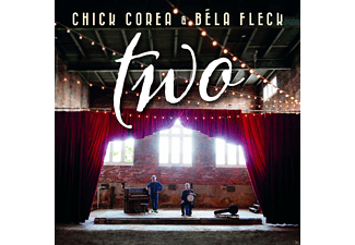 Chick Corea, Béla Fleck - Two [CD]