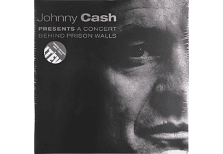 Johnny Cash - A Concert Behind Prison Walls - (Vinyl)
