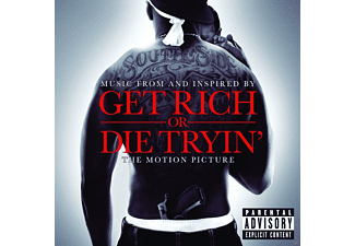 50 Cent - Get Rich Or Die Tryin' - (CD)