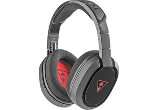 TURTLE BEACH, Recon 100 Stereo Headset Schwarz/Rot, Stereo Headset, Schwarz/Rot