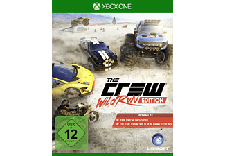 The Crew - Wild Run Edition (Software Pyramide) - Xbox One