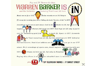 Warren Orchestra Barker - Pop & Tv Themes Go Jazz [CD]