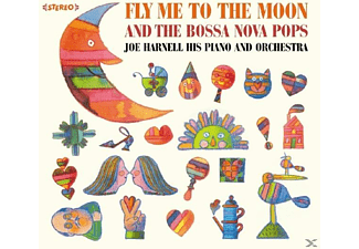 Joe & Orchestra Harnell - Fly Me To The Moon [CD]