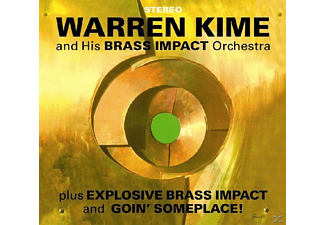 Warren Kime - Warren Kime & His Brass Impackt Orchestra [CD]
