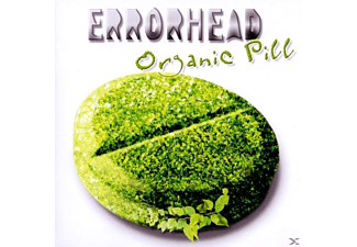 Errorhead - Organic Pill (Jewel Case) - (CD)