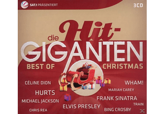 Various Die Hit Giganten-Best Of Christmas Weihnachtsprodukte CD