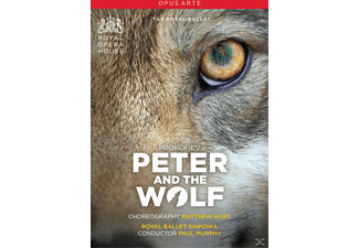Paul / Royal Ballet Sinfonia Murphy - Peter And The Wolf - (DVD)