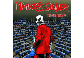 Mindless Sinner - The New Messiah [CD]